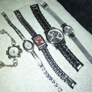7 watches for young  women
